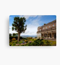 Bantry House & Garden Canvas Print