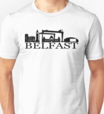 belfast city Unisex T-Shirt