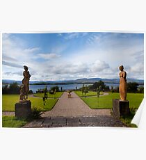 The view from Bantry House  Poster