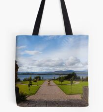 The view from Bantry House  Tote Bag