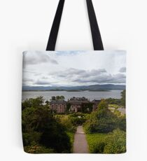 Bantry House and Bay Tote Bag