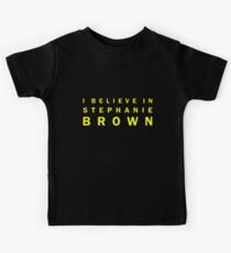 I Believe in Stephanie Brown Kids Clothes