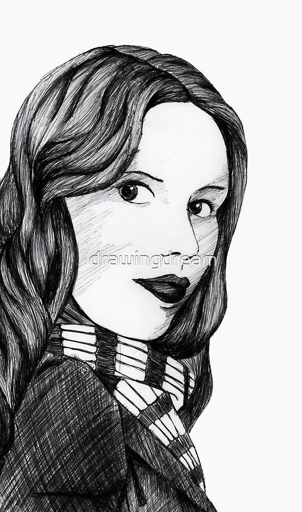 Amelia Pond  by drawingdream