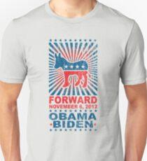 Obama Forward 2012 Shirt T-Shirt