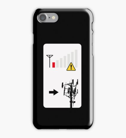 Connect to Tower iPhone Case/Skin
