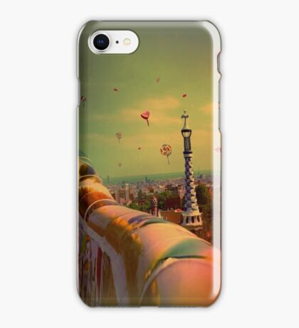 iLOLLIPOP RAIN iPhone Case/Skin