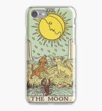 Tarot - The Moon iPhone Case/Skin