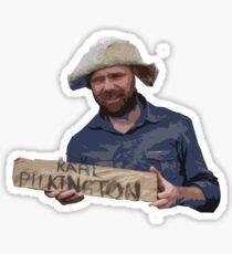 Pilkington Sticker