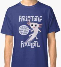 Aristotle Axolotl Classic T-Shirt