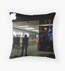 An Apple A day....... Throw Pillow