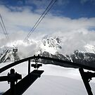 Aiguille Du Midi by Vivek Bakshi