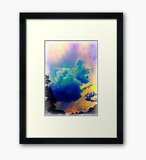 The Colors of the Orchestra Framed Print