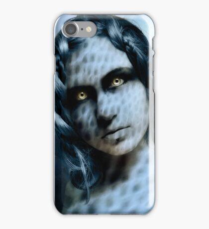 Evening On Neptune  iPhone Case/Skin