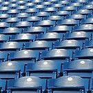 blue chairs by richard  webb