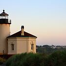 Coquille River Lighthouse by ZWC Photography