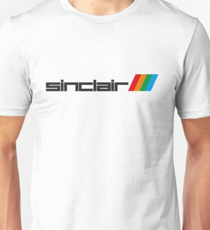 Sinclair Computers Logo Tee