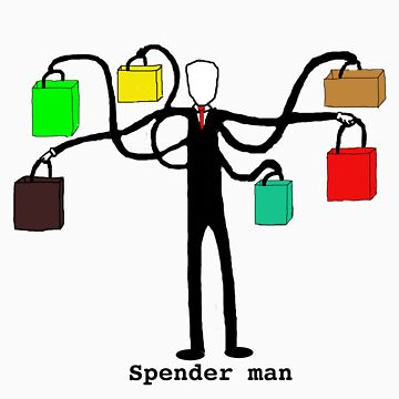 Spender man by Peytonw93