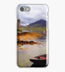 Granuaile's Tower Achill iPhone Case/Skin