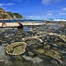 Shipwreck Coast Great Ocean Road by Janette Rodgers