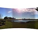 On The Farm 2 - Panorama by judygal