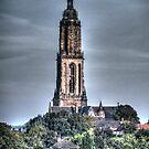 Church in Rhenen by Peter Wiggerman
