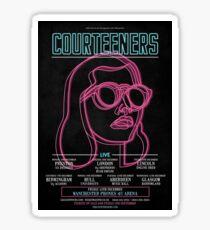 Courteeners ANNA Sticker