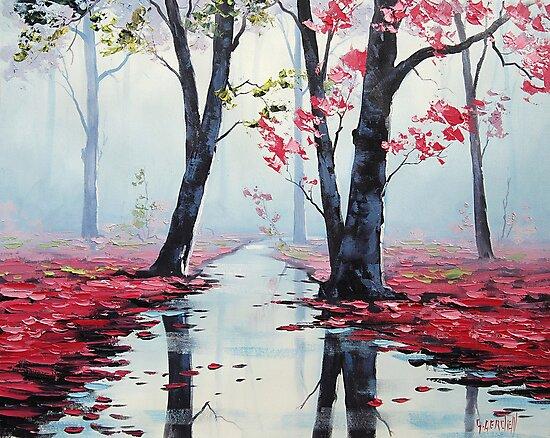 Misty Pink by Graham Gercken