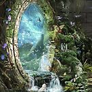 The Swift of Spring Portal by Susan Schroder Arts