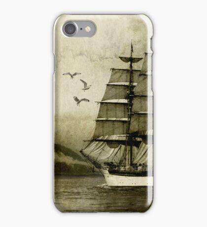 Winter Crossing iPhone Case/Skin