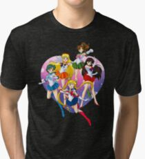 Bishoujo Senshi Tri-blend T-Shirt