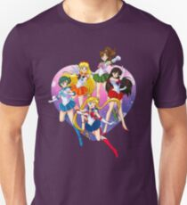 Bishoujo Senshi Unisex T-Shirt