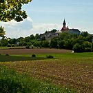 Imbibe Andechs Abbey by Robert C Richmond