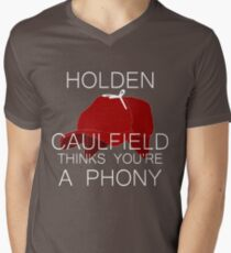 Holden Caulfield Thinks You're a Phony T-Shirt