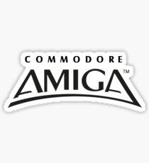 NDVH Commodore Amiga Sticker