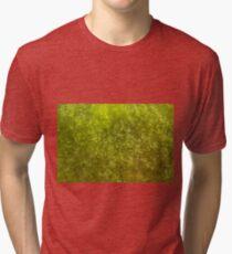 Green algae with air bubbles Tri-blend T-Shirt