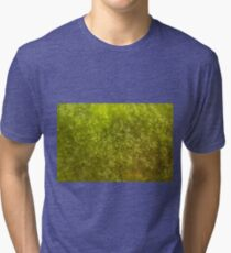 Green algae with air bubbles Tri-blend T-Shirt