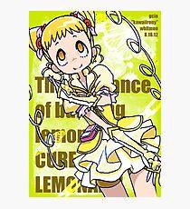 Magical Girl Collection #2 - Lemonade Photographic Print