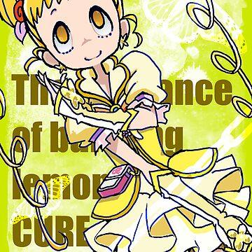 Magical Girl Collection #2 - Lemonade by gcio