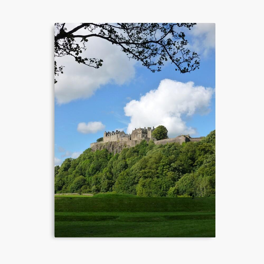 Stirling Castle Leinwanddruck