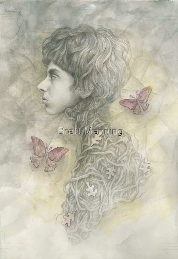 Accepting the Magnificence that is Eternity  by Brett Manning