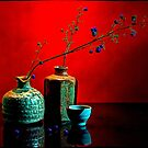 Still life with ceramic by andreisky