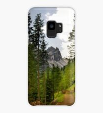 View  Mountain  Ilm Spitze  Case/Skin for Samsung Galaxy