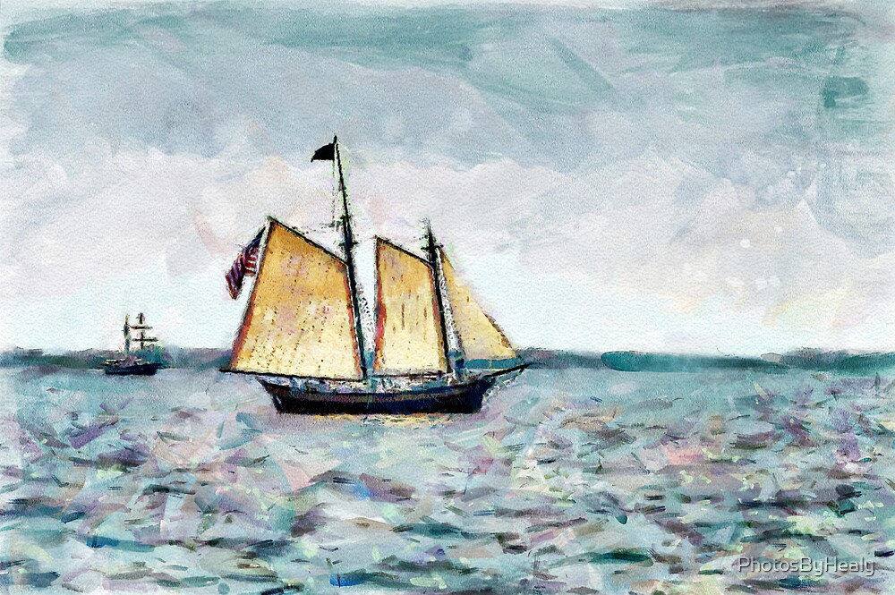 La Revenante - watercolour by PhotosByHealy