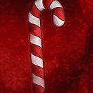 A Candy Cane For Christmas by KathleenRinker
