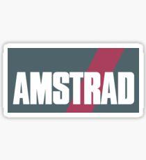 Amstrad Sticker