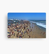 US Open of Surfing Canvas Print