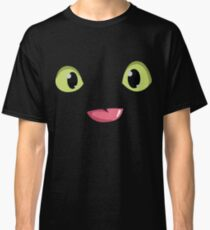 Toothless Face Classic T-Shirt