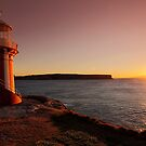 Hornby Lighthouse by Adriano Carrideo