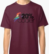 20% Cooler! (ALL options) - WHITE Classic T-Shirt