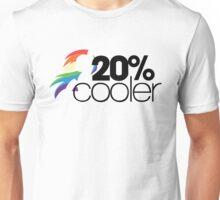20% Cooler! (ALL options) - WHITE Unisex T-Shirt